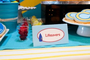 Surf themed birthday party via Kara's Party Ideas KarasPartyIdeas.com #surf #themed #birthday #party #ideas #cake #supplies #idea-1_600x400
