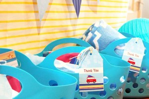 Surf themed birthday party via Kara's Party Ideas KarasPartyIdeas.com #surf #themed #birthday #party #ideas #cake #supplies #idea-34_600x400