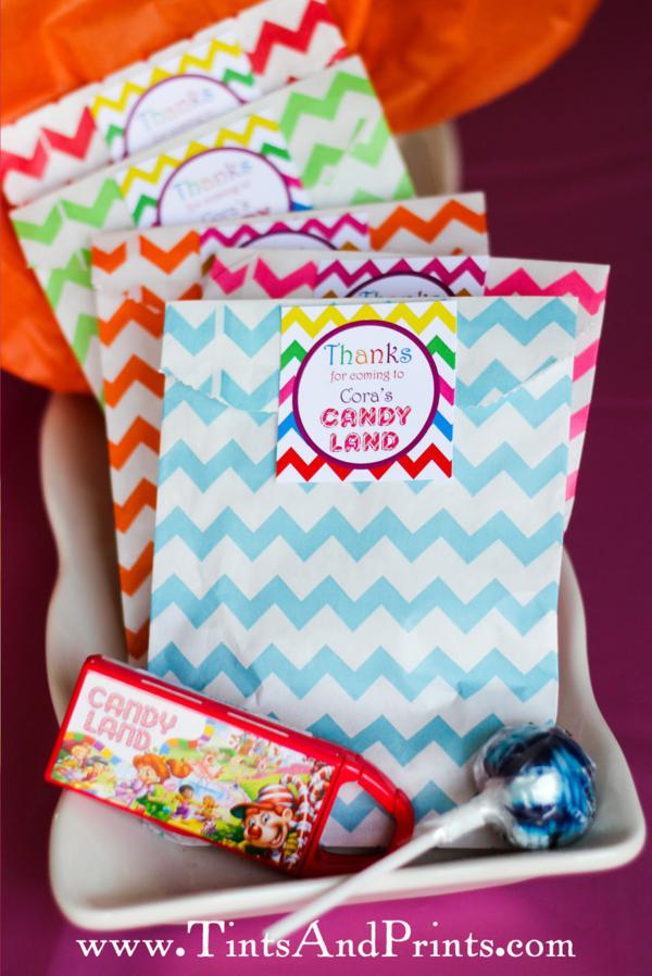 Kara S Party Ideas Rainbow Candy Land Girl Sweet Shop