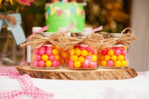 Teddy Bear Picnic 3rd Birthday Party via Kara's Party Ideas | Kara'sPartyIdeas.com #teddy #bear #picnic #3rd #birthday #party #supplies #ideas (33)