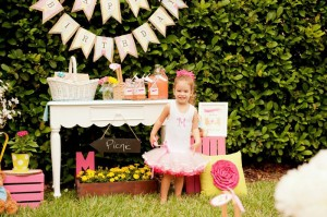 Teddy Bear Picnic 3rd Birthday Party via Kara's Party Ideas | Kara'sPartyIdeas.com #teddy #bear #picnic #3rd #birthday #party #supplies #ideas (32)