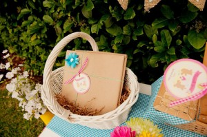 Teddy Bear Picnic 3rd Birthday Party via Kara's Party Ideas | Kara'sPartyIdeas.com #teddy #bear #picnic #3rd #birthday #party #supplies #ideas (29)