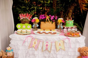 Teddy Bear Picnic 3rd Birthday Party via Kara's Party Ideas | Kara'sPartyIdeas.com #teddy #bear #picnic #3rd #birthday #party #supplies #ideas (27)