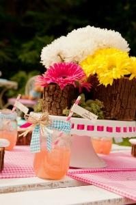 Teddy Bear Picnic 3rd Birthday Party via Kara's Party Ideas | Kara'sPartyIdeas.com #teddy #bear #picnic #3rd #birthday #party #supplies #ideas (21)