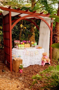 Teddy Bear Picnic 3rd Birthday Party via Kara's Party Ideas | Kara'sPartyIdeas.com #teddy #bear #picnic #3rd #birthday #party #supplies #ideas (17)