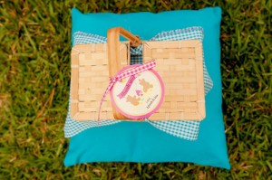 Teddy Bear Picnic 3rd Birthday Party via Kara's Party Ideas | Kara'sPartyIdeas.com #teddy #bear #picnic #3rd #birthday #party #supplies #ideas (11)