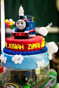 Thomas Train Birthday Party via Kara's Party Ideas | Kara'sPartyIdeas.com #thomas #train #birthday #party #supplies #ideas (17)