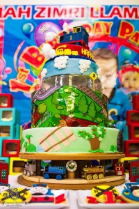 Thomas Train Birthday Party via Kara's Party Ideas | Kara'sPartyIdeas.com #thomas #train #birthday #party #supplies #ideas (14)