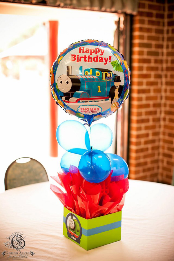 Thomas Train Birthday Party via Kara's Party Ideas | Kara'sPartyIdeas.com #thomas #train #birthday #party #supplies #ideas (13)