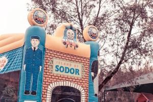 Thomas Train Birthday Party via Kara's Party Ideas | Kara'sPartyIdeas.com #thomas #train #birthday #party #supplies #ideas (8)