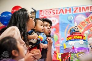 Thomas Train Birthday Party via Kara's Party Ideas | Kara'sPartyIdeas.com #thomas #train #birthday #party #supplies #ideas (7)
