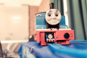 Thomas Train Birthday Party via Kara's Party Ideas | Kara'sPartyIdeas.com #thomas #train #birthday #party #supplies #ideas (4)