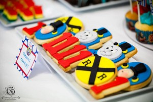 Thomas Train Birthday Party via Kara's Party Ideas | Kara'sPartyIdeas.com #thomas #train #birthday #party #supplies #ideas (21)