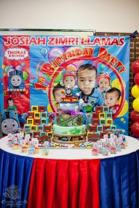 Thomas Train Birthday Party via Kara's Party Ideas | Kara'sPartyIdeas.com #thomas #train #birthday #party #supplies #ideas (19)