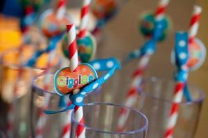 Tickle Monster Second Birthday Party via Kara's Party Ideas | Kara'sPartyIdeas.com #tickle #monster #birthday #party #supplies #ideas (22)