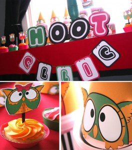 Two's a Hoot Birthday Party with Lots of Ideas via Kara's Party Ideas | Kara'sPartyIdeas.com #twos #a #hoot #birthday #party #supplies #ideas