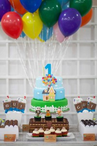 Up Birthday Party via Kara's Party Ideas | Kara'sPartyIdeas.com #up #birthday #party #supplies #ideas (9)