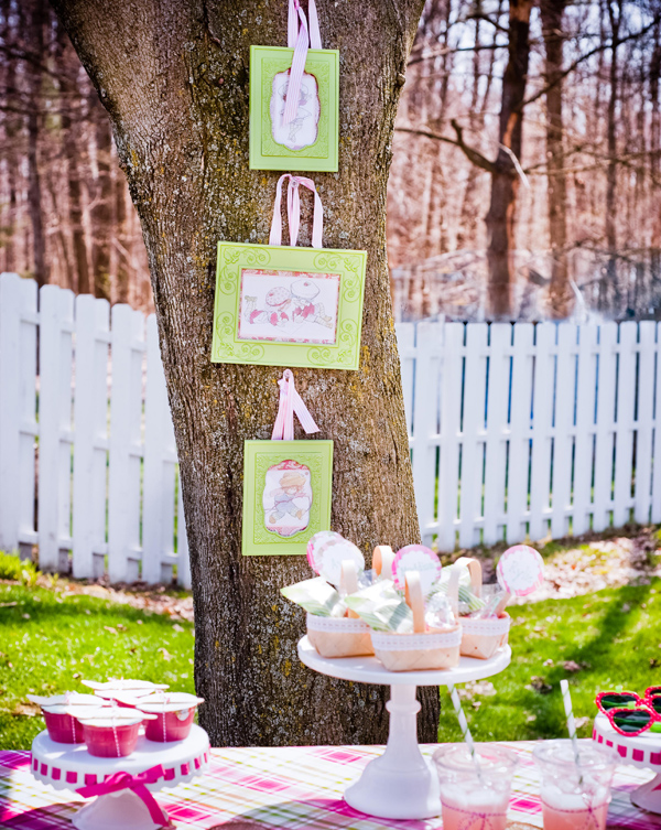 Very Berry Play Date via Kara's Party Ideas | Kara'sPartyIdeas.com #very #berry #play #date #supplies #ideas (12)