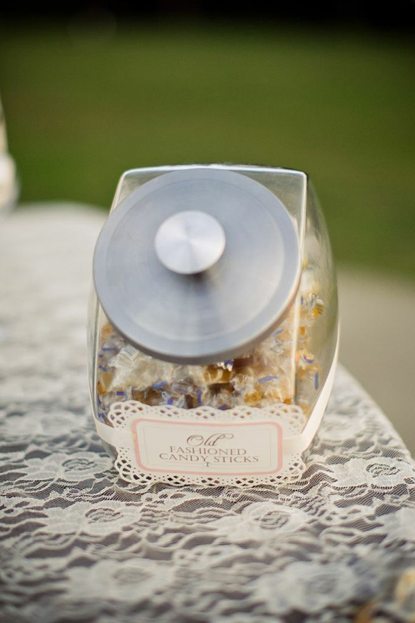 Vintage Backyard Wedding via Kara's Party Ideas | Kara'sPartyIdeas.com #vintage #backyard #wedding #supplies #ideas (3)