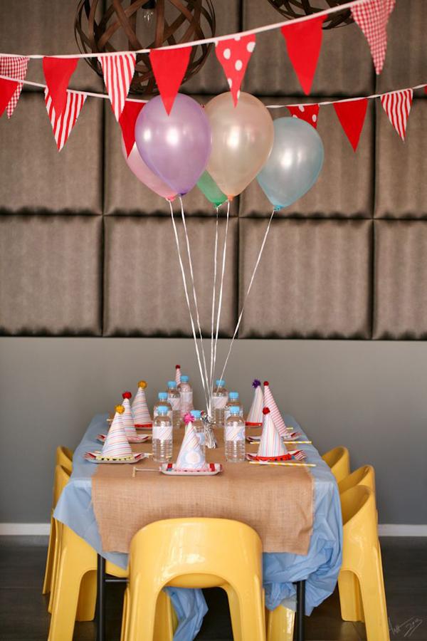 Vintage Carnival Birthday Party via Kara's Party Ideas | Kara'sPartyIdeas.com #vintage #carnival #birthday #party #supplies #ideas (4)