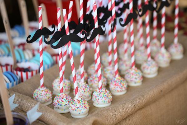 Vintage Carnival Birthday Party via Kara's Party Ideas | Kara'sPartyIdeas.com #vintage #carnival #birthday #party #supplies #ideas (2)