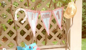 Vintage Cowboy First Birthday Party via Kara's Party Ideas | Kara'sPartyIdeas.com #vintage #cowboy #first #birthday #party #supplies #ideas (49)