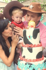 Vintage Cowboy First Birthday Party via Kara's Party Ideas | Kara'sPartyIdeas.com #vintage #cowboy #first #birthday #party #supplies #ideas (38)