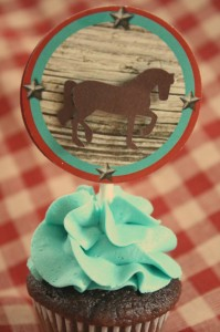 Vintage Cowboy First Birthday Party via Kara's Party Ideas | Kara'sPartyIdeas.com #vintage #cowboy #first #birthday #party #supplies #ideas (22)