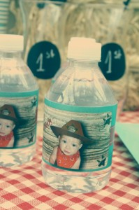 Vintage Cowboy First Birthday Party via Kara's Party Ideas | Kara'sPartyIdeas.com #vintage #cowboy #first #birthday #party #supplies #ideas (21)