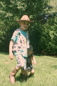 Vintage Cowboy First Birthday Party via Kara's Party Ideas   Kara'sPartyIdeas.com #vintage #cowboy #first #birthday #party #supplies #ideas (15)