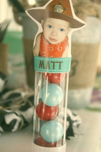 Vintage Cowboy First Birthday Party via Kara's Party Ideas | Kara'sPartyIdeas.com #vintage #cowboy #first #birthday #party #supplies #ideas (10)