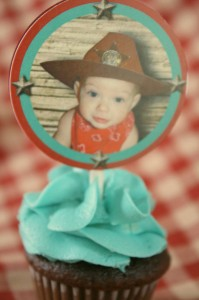 Vintage Cowboy First Birthday Party via Kara's Party Ideas | Kara'sPartyIdeas.com #vintage #cowboy #first #birthday #party #supplies #ideas (44)
