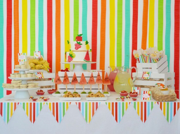World Children's Day Colorful Party via Kara's Party Ideas | Kara'sPartyIdeas.com #world #children's #day #colorful #party #supplies #ideas (15)