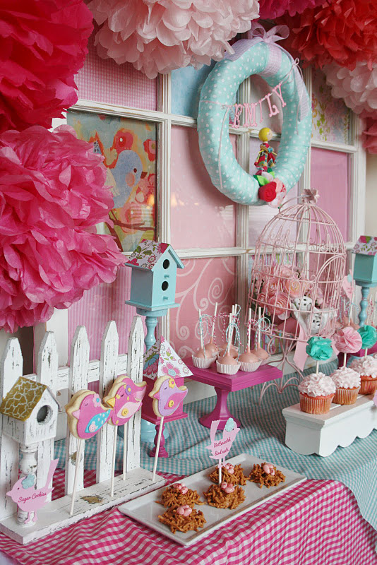 Karas Party Ideas Baby Bird Baby Sprinkle Karas Party Ideas