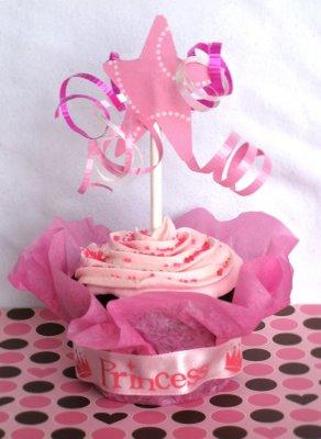 Princess Themed Cupcake Ideas Recipe