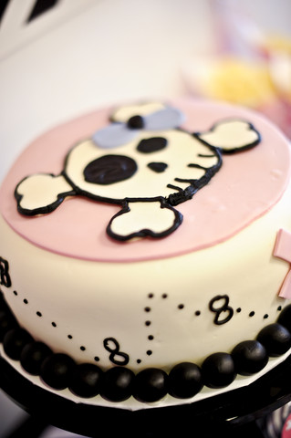 Kara's Party Ideas Girly Pirate Themed Birthday Party ...