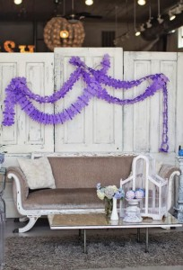 Hydrangea Garden Birthday Party via KarasPartyIdeas.com #hydrangea #birthday #party #idea (54)