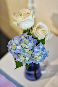 Hydrangea Garden Birthday Party via KarasPartyIdeas.com #hydrangea #birthday #party #idea (17)