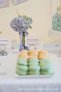 Hydrangea Garden Birthday Party via KarasPartyIdeas.com #hydrangea #birthday #party #idea (48)