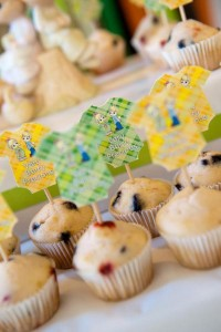 Precious Moments Inspired Baby Shower via Kara's Party Ideas | KarasPartyIdeas.com #precious #moments #baby #shower #party #ideas (17)