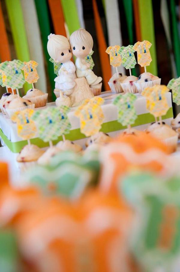 Precious Moments Inspired Baby Shower via Kara's Party Ideas | KarasPartyIdeas.com #precious #moments #baby #shower #party #ideas (14)