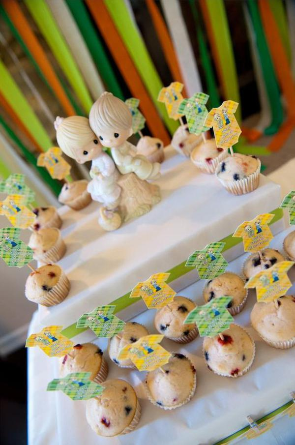 Precious Moments Inspired Baby Shower via Kara's Party Ideas | KarasPartyIdeas.com #precious #moments #baby #shower #party #ideas (25)