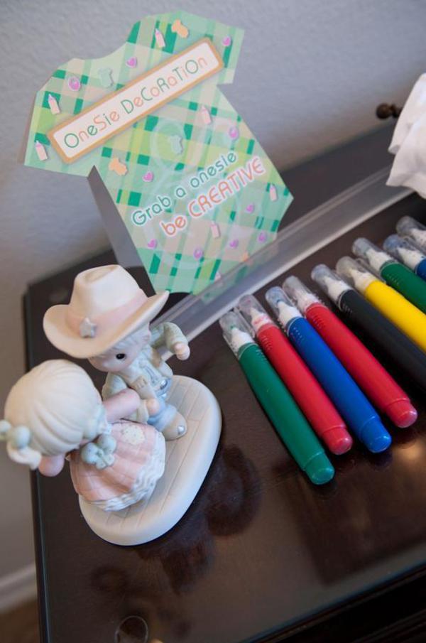 Precious Moments Inspired Baby Shower via Kara's Party Ideas | KarasPartyIdeas.com #precious #moments #baby #shower #party #ideas (3)