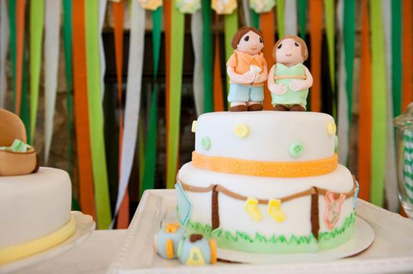 Precious Moments Inspired Baby Shower via Kara's Party Ideas | KarasPartyIdeas.com #precious #moments #baby #shower #party #ideas (19)
