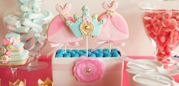 Cinderella Princess Party via Kara's Party Ideas | KarasPartyIdeas.com #cinderella #disney #princess #party #ideas (6)