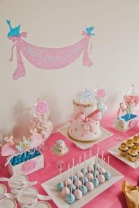 Cinderella Princess Party via Kara's Party Ideas | KarasPartyIdeas.com #cinderella #disney #princess #party #ideas (3)