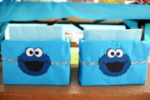 Cookie Monster Party via Kara's Party Ideas | KarasPartyIdeas.com #chic #girl #blue #DIY #cookie #monster #party #ideas (1)