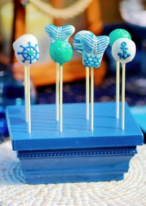 Nautical themed birthday Party for Pottery Barn via Kara's Party Ideas KarasPartyIdeas.com (4)