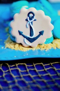 Nautical themed birthday Party for Pottery Barn via Kara's Party Ideas KarasPartyIdeas.com (22)