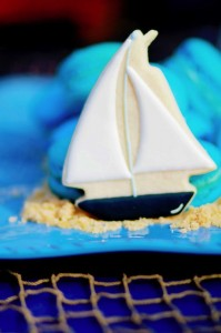 Nautical themed birthday Party for Pottery Barn via Kara's Party Ideas KarasPartyIdeas.com (19)